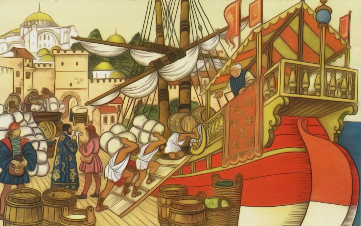 Византийская эпоха