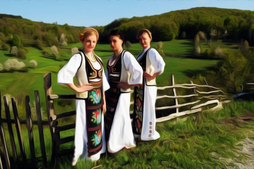 Южные и западные славяне