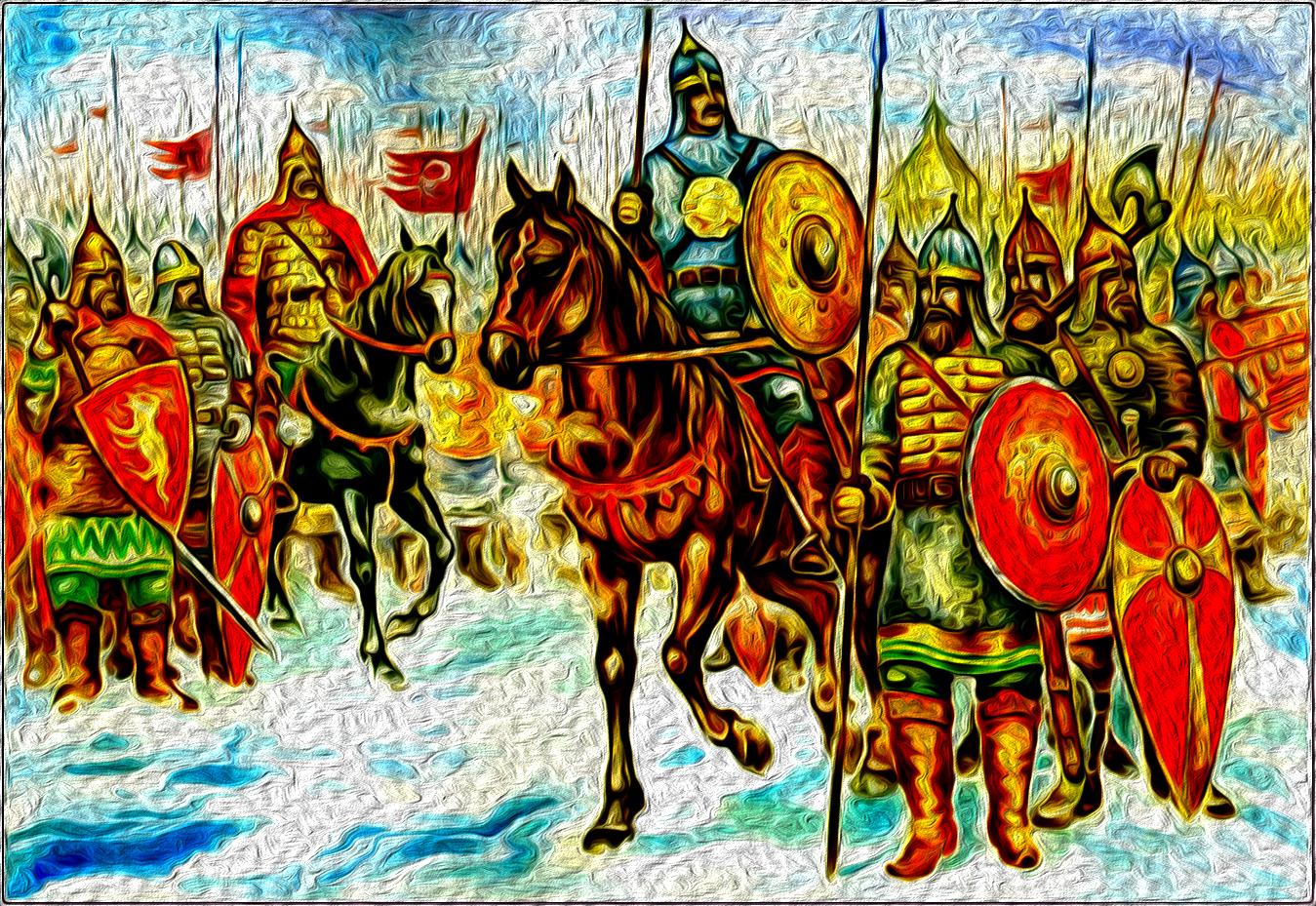 Мстислав Великий. Разгар усобиц