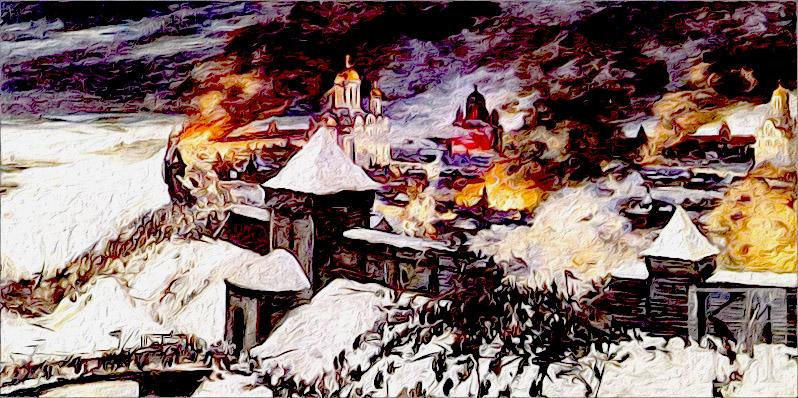 Падение Киева
