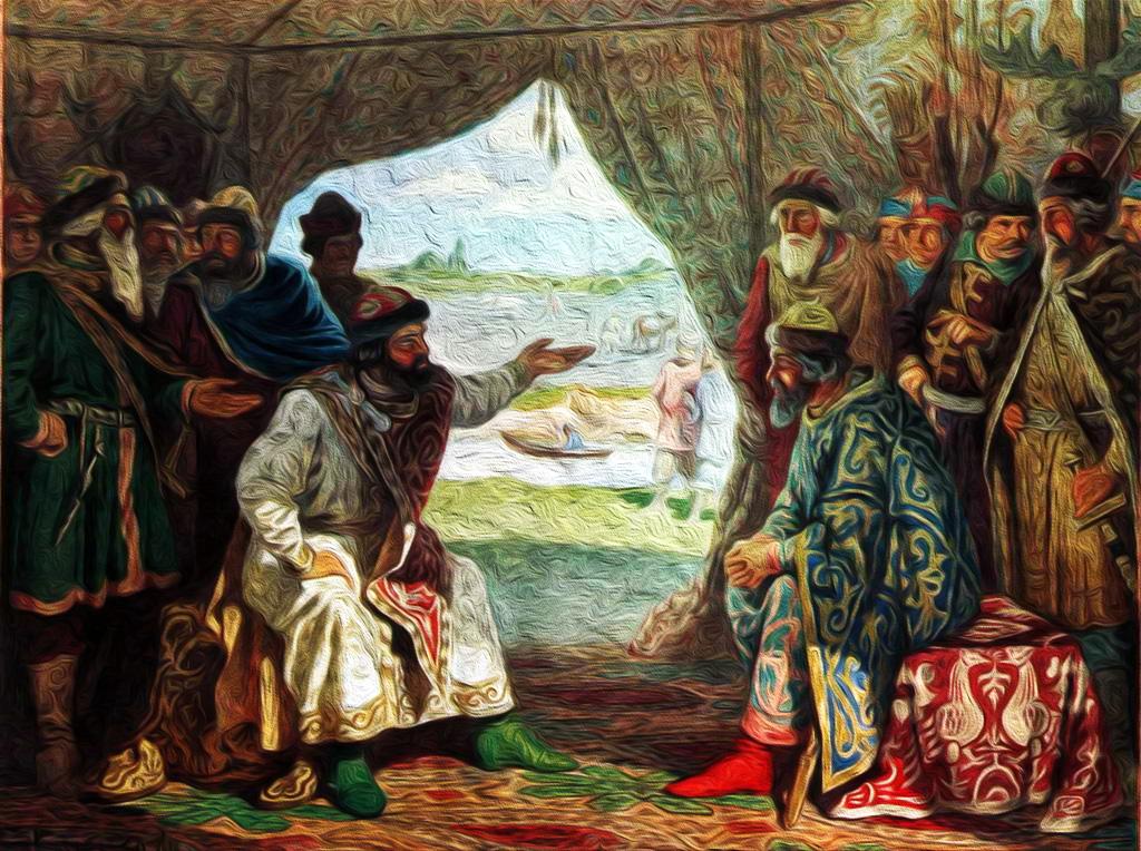 Причины и значение удельных усобиц на Руси