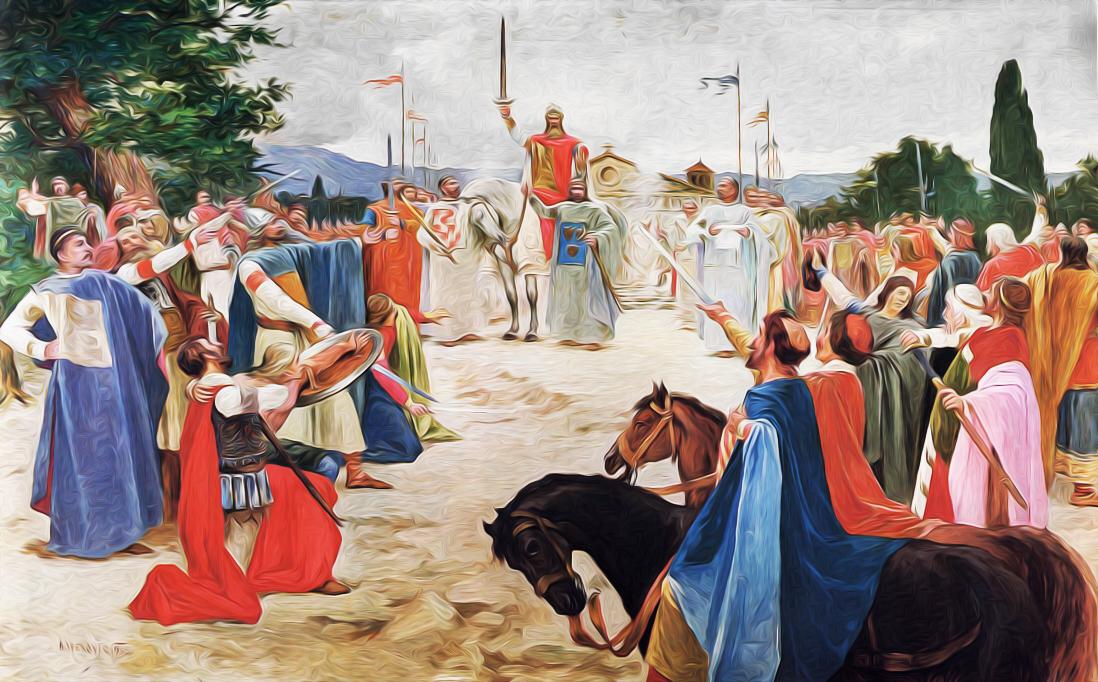 Южные славяне и венгры