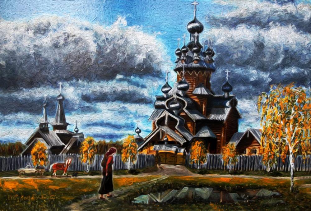 Монашество на Руси