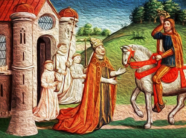 Папство и феодализм в Европе