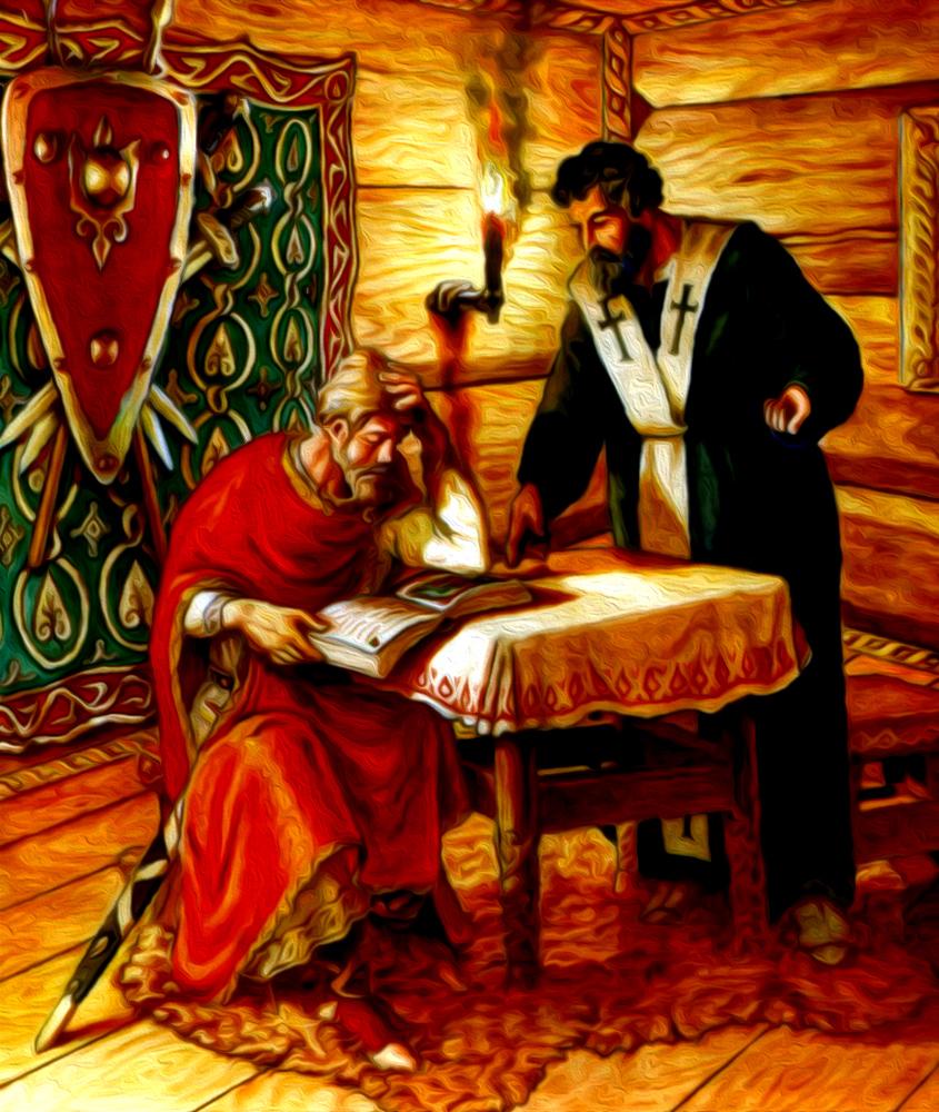 Церковная письменность на Руси