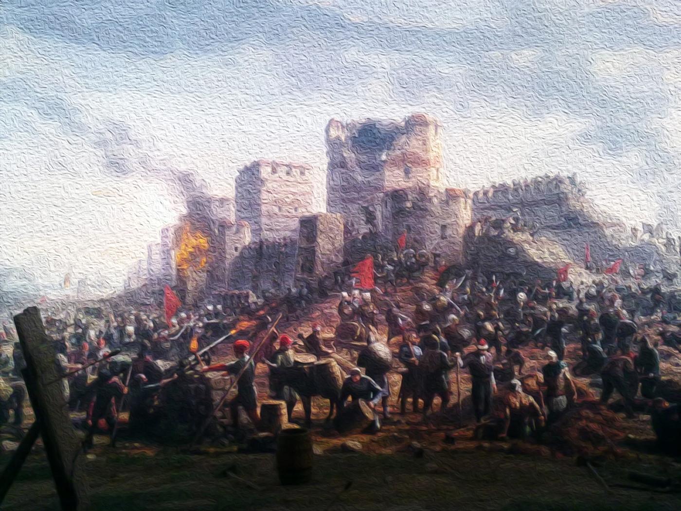 Византия и турки